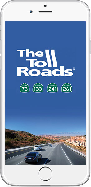 The Toll Roads Mobile App